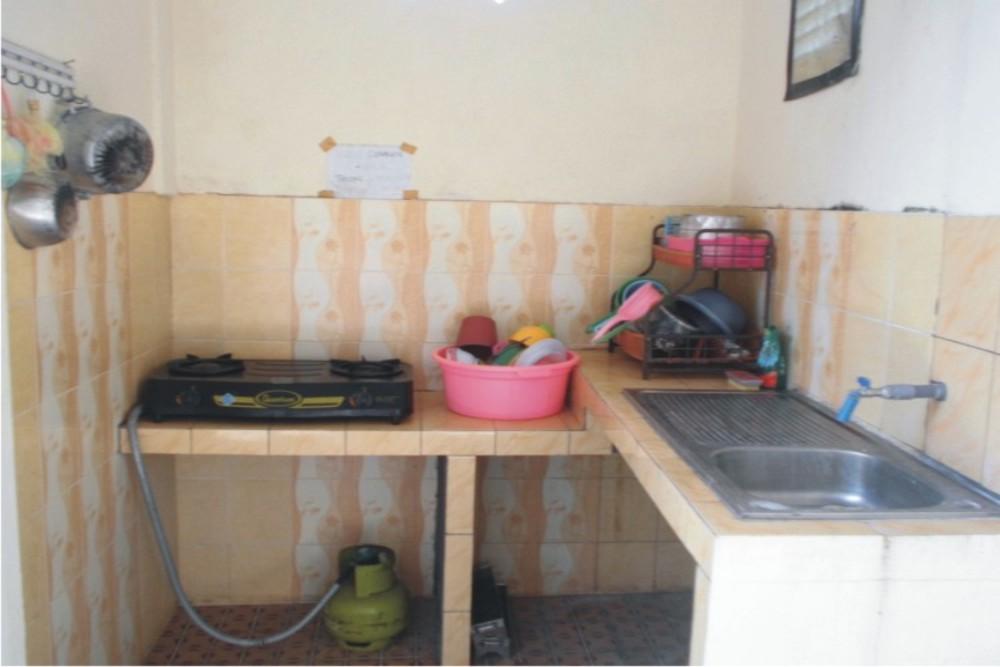 Fasilitas Dapur