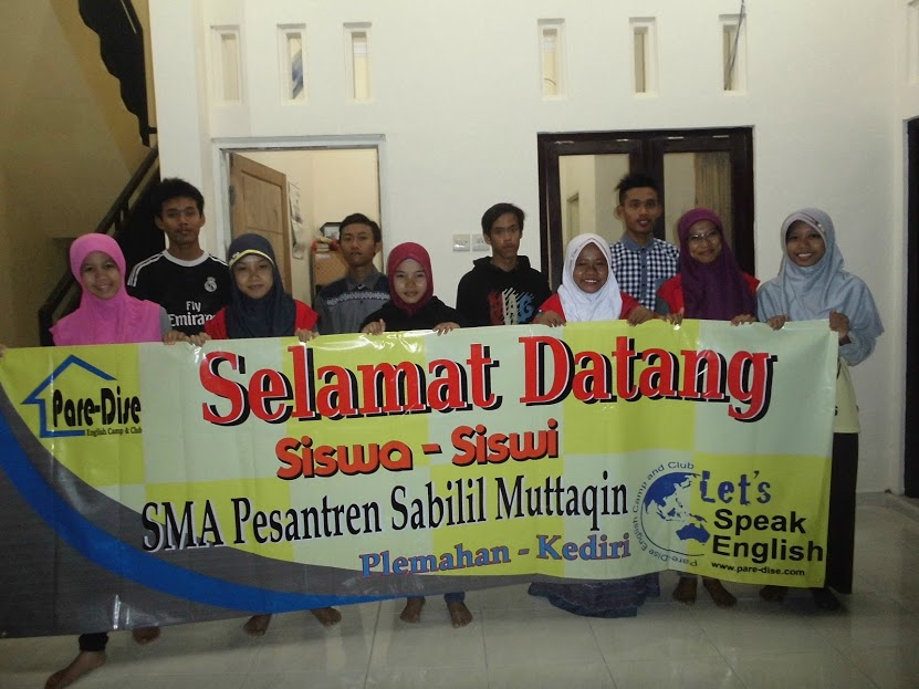 English Camp SMA Pesantren Sabilil Muttaqin