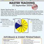 Master Teaching 2020